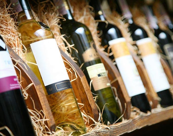 carte de vins à Lausanne