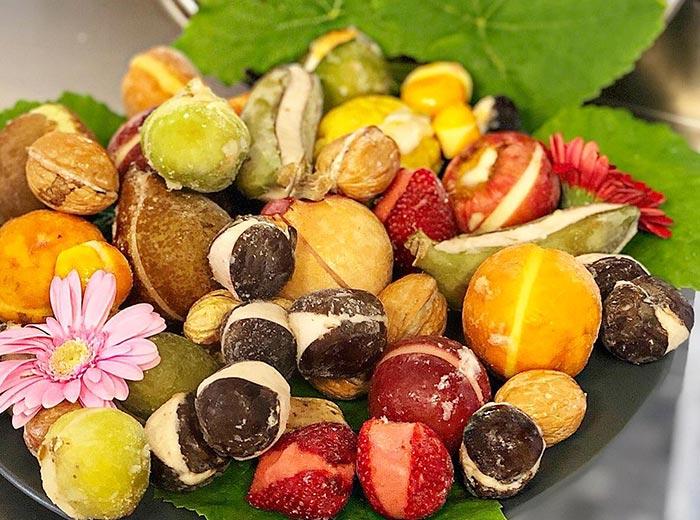 desserts faits maison à Lausanne
